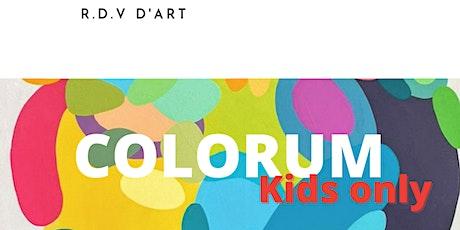 Colorum - Kids only billets