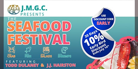 THE SEAFOOD FESTIVAL tickets