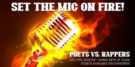 Poets vs. Rappers tickets