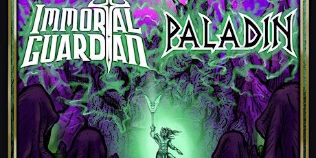 Immortal Guardian & Paladin at Bigs Bar Sioux Falls tickets