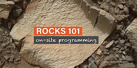 Rocks 101 Workshop tickets