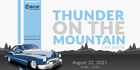 Thunder on the Mountain Carshow - Tehachapi tickets