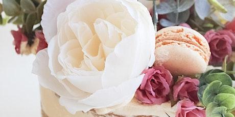 Floral Naked Cake Decorating Workshop tickets