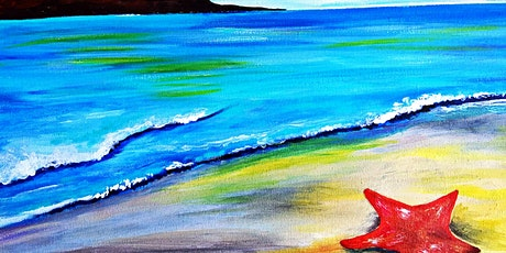 Starfish Beach Paint Party tickets