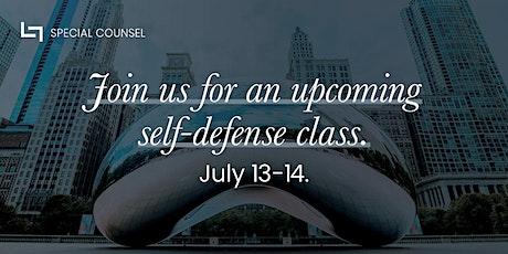 Self Defense Class (Chicago) tickets