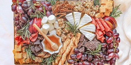 Glamping Charcuterie Board Workshop tickets