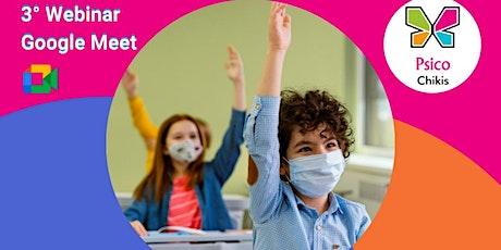 ¿Cómo activar un protocolo emocional para niños en el aula? 3° Edición entradas