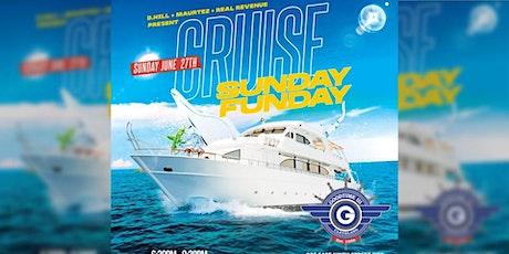The Sunday Funday Cruise tickets