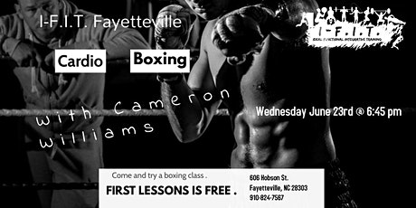 Cardio Boxing tickets