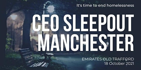 CEO Sleepout - Manchester tickets