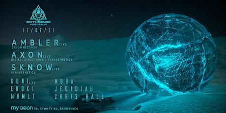 SixthSense Australia presents: AMBLER   AXON   SKNOW tickets