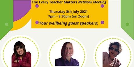 Every Teacher Matters Network Meeting - Thursday 8th July tickets