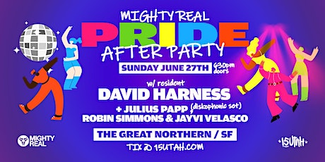 Mighty Real Pride After Party tickets