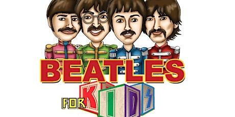 Desconto para show do Beatles for Kids no Teatro Eva Wilma ingressos