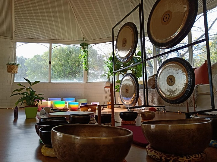 Yoga and Sound Healing Retreat image