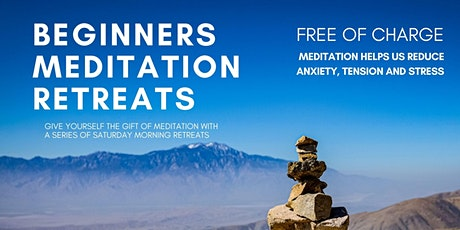 Beginners Meditation Retreat. Free of Charge. with Gen Kelsang Chitta tickets