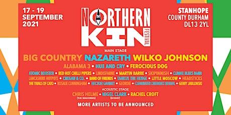 NORTHERN KIN FESTIVAL tickets
