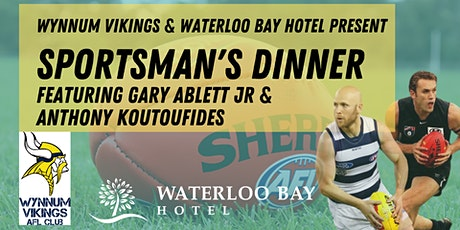 Wynnum Vikings Sportsman's Dinner tickets