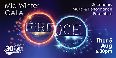 Mid Winter Gala: Fire and Ice. tickets