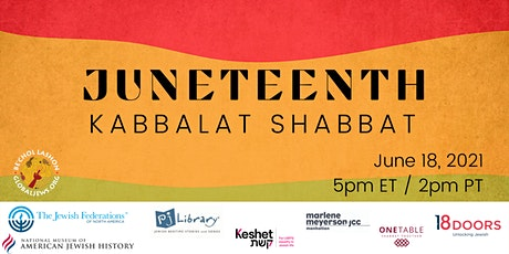Juneteenth Kabbalat Shabbat tickets