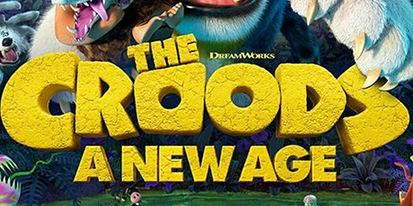 Chubbuck Movies in the Park-The Croods, A New Age tickets