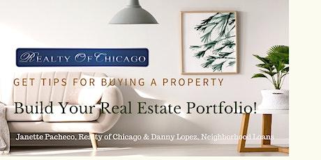 Build Your Real Estate Portfolio tickets