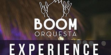 Boom Orquesta Experience tickets