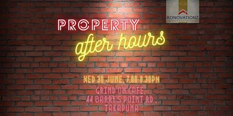 Property After Hours tickets