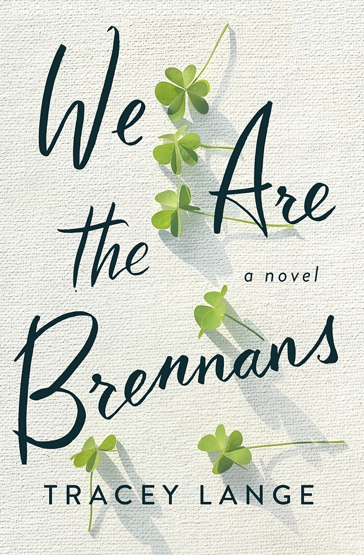 Book cover of We are the Brennans by Tracey Lange