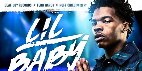 Lil Baby Live at the Pavilion tickets