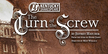 The Turn of the Screw tickets