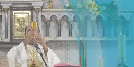 Santa Missa - Domingo 19:00 ingressos