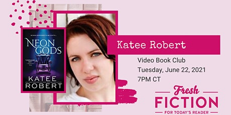Video Book Club with Author Katee Robert tickets