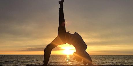 Sunrise Yoga at Ohio Street Beach (30 minutes) tickets