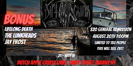 Hip Hop/Rock Boat Cruise tickets