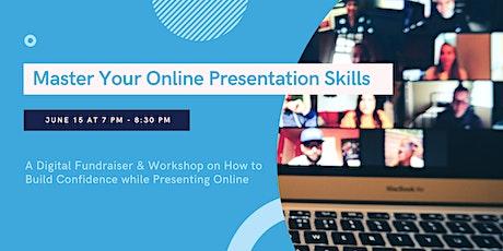 Master Your Online Presentation Skills tickets