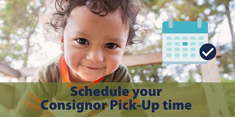 Consignor Pick-up Reservation OKC tickets