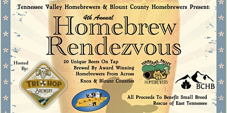 4th Annual Homebrew Rendezvous tickets