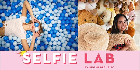 Sugar Republic's  SELFIE LAB - Wed 11 Aug tickets