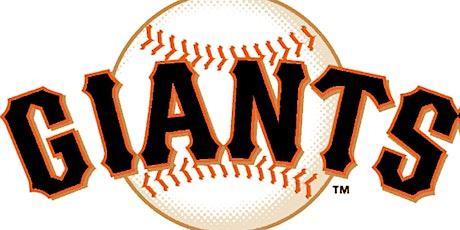 Joy Club Giants Game tickets