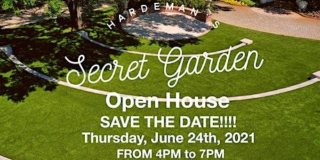 Hardeman's Secret Garden Open House tickets
