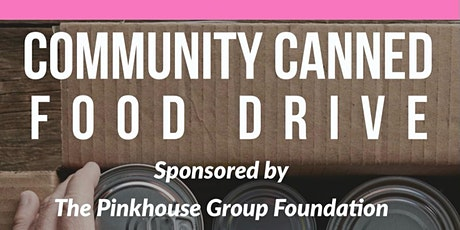 Community Canned Food Drive - Part 2 tickets