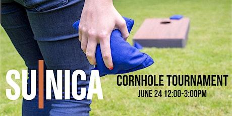 SU|NICA Cornhole Tournament 2021 tickets
