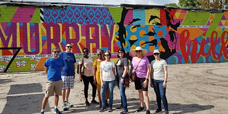 Murray Hill History and Mural Tour tickets