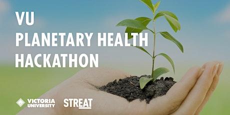 VU Planetary Health Online Hackathon tickets