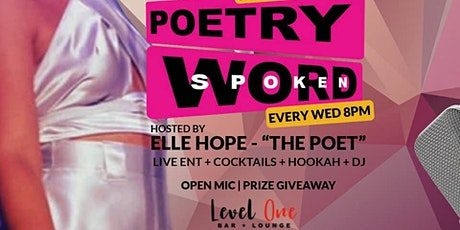 SPOT LIGHT POETRY AND OPEN MIC tickets