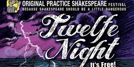 Twelfe Night (or What You Will) tickets