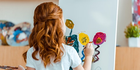 Kids Paint and Sip Workshop tickets