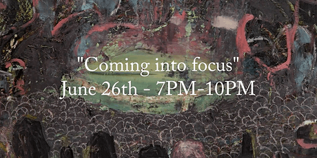 """""""Coming into Focus"""" - The artists of Durden and Ray tickets"""