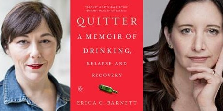 Erica Barnett in Conversation with Kristi Coulter, Quitter tickets